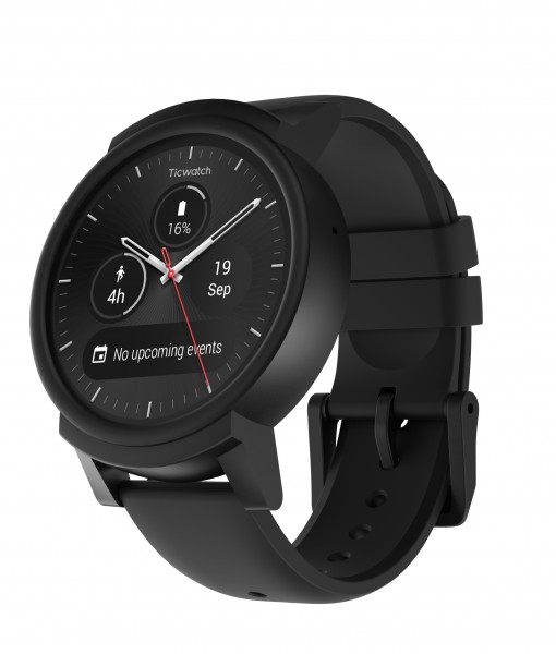 TicWatch E Black1