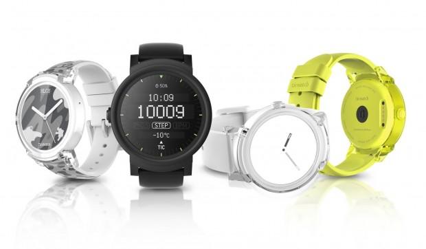 Ticwatch E (Elegant)
